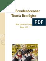 Teoría Ecológica Urie_Bronfenbrenner