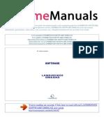 User Manual Landirenzo Omegas Software