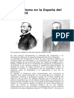 El Integrismo en La España Del Siglo XIX