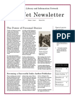 BayNet Newsletter Winter 2014