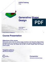 Generative Shape Design
