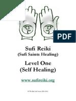 Sufi Reiki First Degree Manual 2.0d