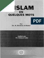 L'Islam En Quelques Mots.pdf