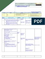 Planeacion i Bloque Primer Grado Rs Estructura Metálicas