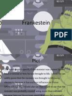 Frankenstein Presentation