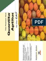The Pearson Guide to Quantitative Aptitude and Data Interpretation for the CAT old