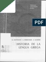 Hoffmann & Scherer - Historia de la Lengua Griega.PDF