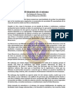 Dominio de si mismo, El - Mar51 - Rodman R. Clayson, F.R.C..desbloqueado.pdf