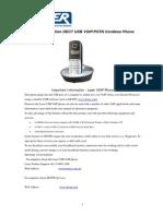 Ud-250 Usb Dect Phone