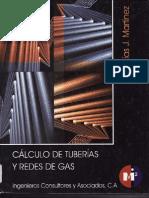 CALCULO DE TUBERIA Y REDES DE GAS, MARCIAS MARTINEZ.pdf