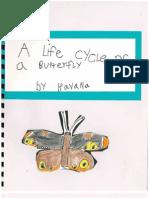 havanas butterfly book