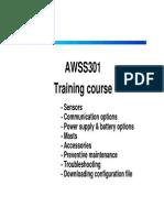 AWSS 301 Training
