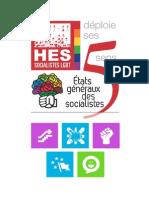 Contributions d'HES aux Etats Généraux du PS