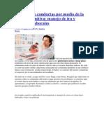 Cambios de conductas por medio de la terapia cognitiva.docx