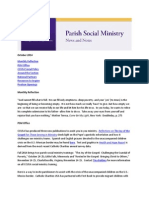 October 2014 CCUSA PSM Newsletter