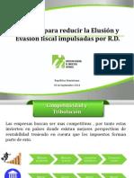 Políticas para reducir la elusión y evasión fiscal impulsadas por República Dominicana