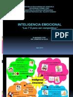 Inteligencia emocional y 7S.pptx