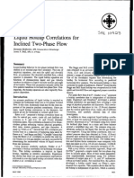 SPE 10923 Liquid Holdup Correlations for Inclined Two-phase Flow.pdf