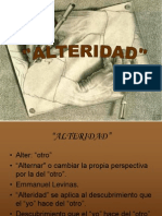 Alteridad.ppt
