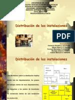 Distribucion de las instalaciones.ppt