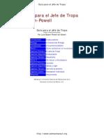 Guía para el jefe de tropa - Baden-Powell.pdf