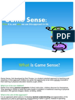 edited game sense powerpoint