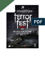 TERROR FEST PERU 2014