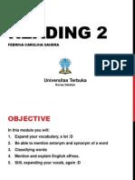 Reading II_Modul 6_Febrina.pptx