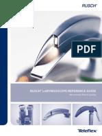 An LYG Rusch Laryngoscope Ref Guide BR 2012 1580