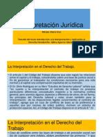 La Interpretación en el Derecho del Trabajo.pptx