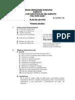 Plan de Leccion de Primeros Auxilios.doc