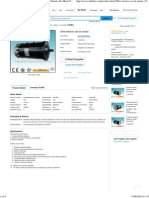 5kw Electric Car Dc Motor - Buy Dc Motor,Motor,Electric Dc Motor Product on Alibaba