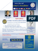 DG Newsletter Issue 3- Oct 2014