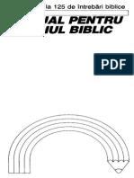 Manual Pentru Studiul Biblic