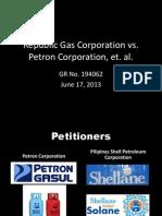 Republic Gas Corporation V