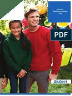 Gildan 2014 European Catalogue