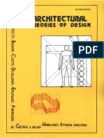 Architectural Theories of Design