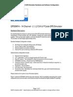 GPSSIM14 Description