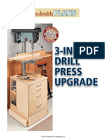 3 in 1 Drill Press Upgrade