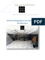 Interior Designing as an Extension of Architecture.pdf