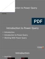 IntroductionToPowerQuery