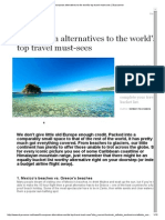 9 european alternatives to the world's top travel must-sees.pdf