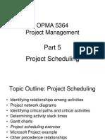 OPMA 5364 Part 5.ppt