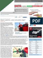 Diésel o gasolina, ¿qué combustible elegir? - Autofácil.pdf
