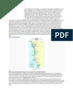 Indian National Waterways Fairwaying Including Dredging Data