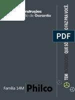 Manual e Certificado de Garantia Philco.pdf