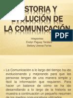 historia y evolucin de la comunicacion-120710214708-phpapp02.pptx