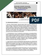 278. ANTROPOLOGIA, FILOSOFIA Y EDUCACION  + TENSIONES Y PERSPECTIVAS DE NUESTRO TIEMPO.pdf