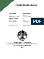 1206218064 Penny Dwiadhiputri - Laporan Praktikum Fisika Dasar KR01