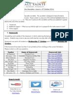 Maths Newsletter 4
